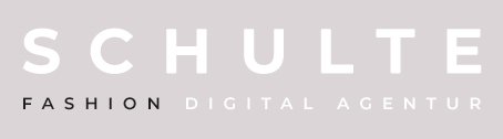 SCHULTE - Fashion Digital Agentur